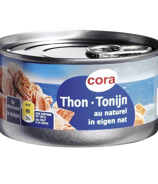 Thon au naturel
