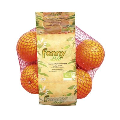 Bio pack navelate orange bio filet 1kg
