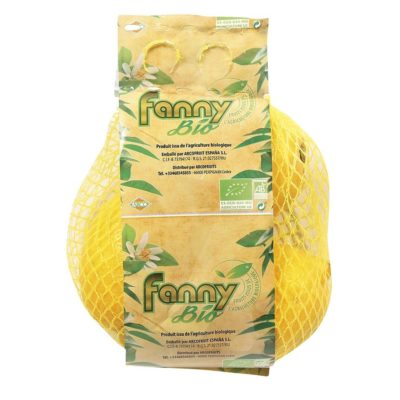 Fanny filet citron bio primofiori 500g