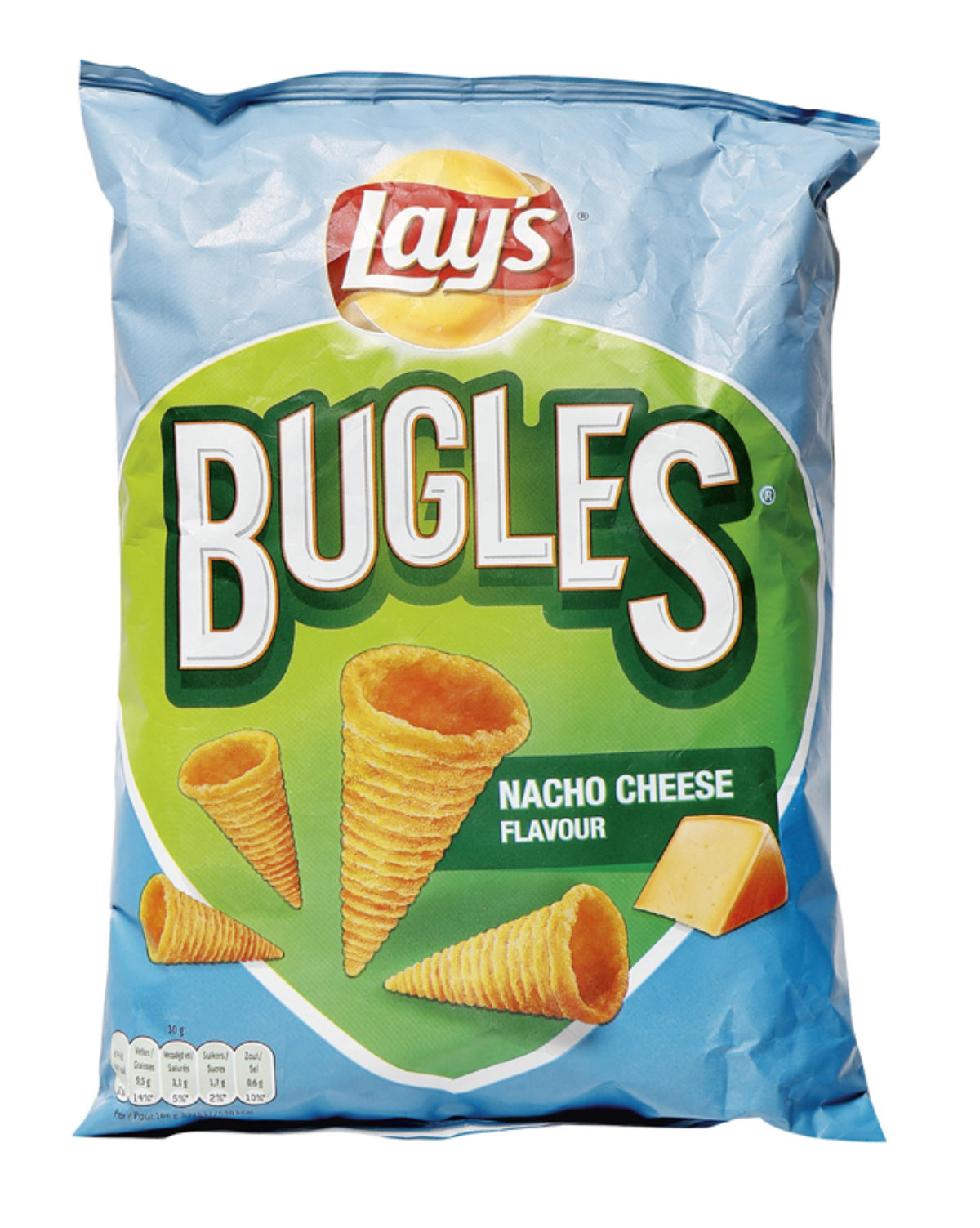 0439350 lays bugles nacho cheese 125 D