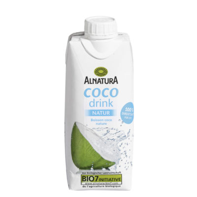 ALNATURA COCO DRINK NATURE 33 CL Y